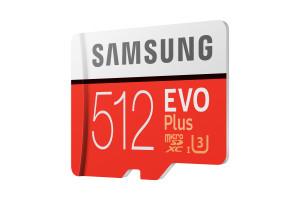 FC 512GB EVO Plus CL10 Micro-SD XC +AD