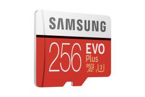 FC 256GB EVO Plus CL10 Micro-SD XC +AD