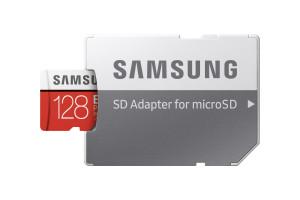 FC 128GB EVO Plus CL10 Micro-SD XC +AD