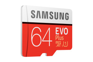 FC 64GB EVO Plus CL10 Micro-SD XC +AD