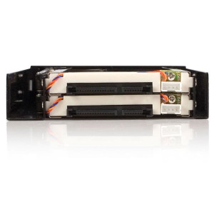 2 Drive 2.5in Trayless SATA Mobile Rack