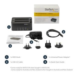 USB 3.0-SATA HD Docking St & Standalone