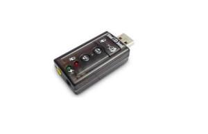 7 Channel USB 2.0 Sound Card