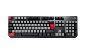 KYB USB ROG STRIX SCOPE PBT Gaming Red