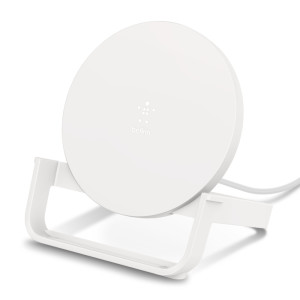 BoostUp 10W Wireless Charging Stand Wht
