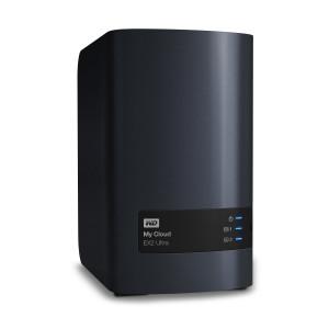 My Cloud EX2 Ultra 8TB Desktop NAS