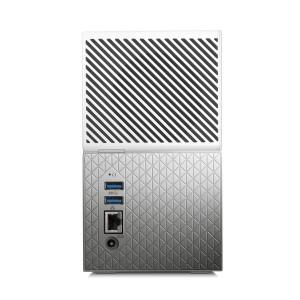 NAS Ext 8TB My Cloud Home Duo LAN