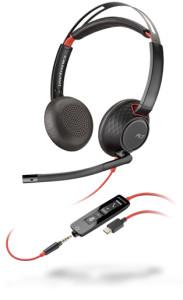 Blackwire 5220C5220 USB-C(BULK)WW