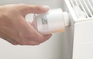 Thermostat+ 3 additional radiator valves