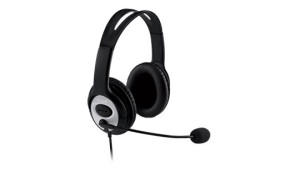 Lifechat LX 3000 Headset Black Wired