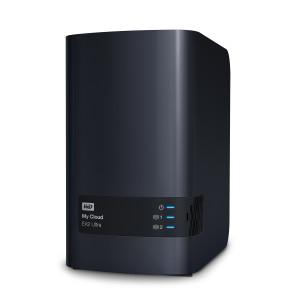 My Cloud EX2 Ultra 0TB Desktop NAS