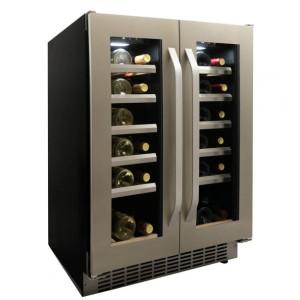38 Bottle Built Under Wine Cabinet
