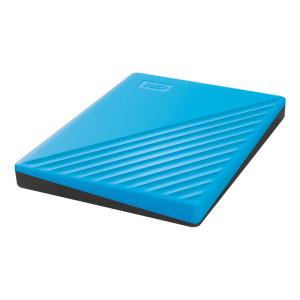 HDD Ext 4TB My Passport USB3 Blue
