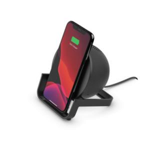 Wireless Charging Stand & Speaker