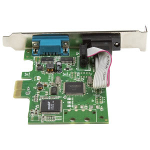 2-Port PCIe Serial Card w/ 16C1050 UART