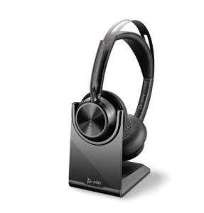 Voyager Focus 2 UC USB-A W/stand