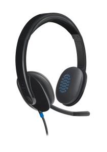 Usb Headset H540 - Usb - Brown Box