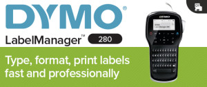 LabelManager 280 Hand Held Qwerty