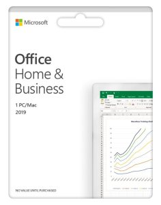 Office Home and Bus 2019 Eng Med/less P6