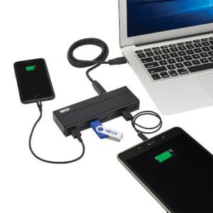 USB 3.0 Hub - (x7) USB 3.0 Ports and (x1
