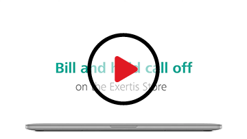 How to Call Off Bill and Hold Products