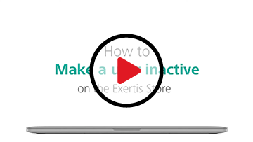 How to Make a User Inactive