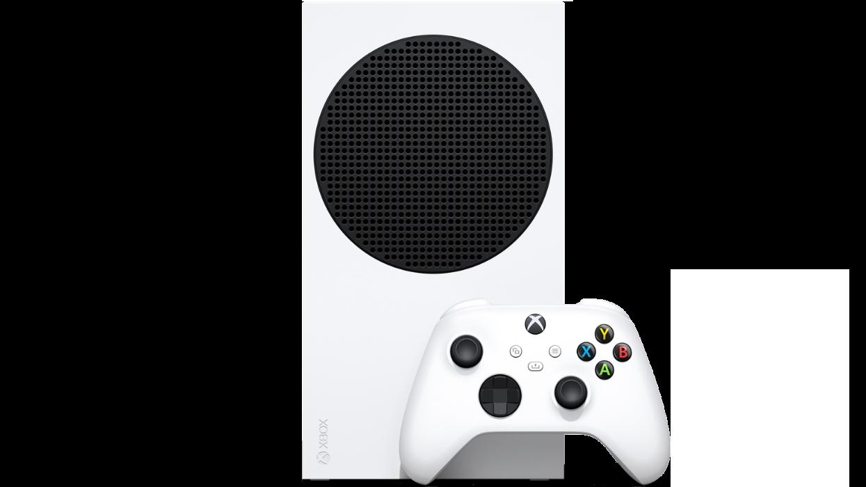 Xbox Series Console Controler White